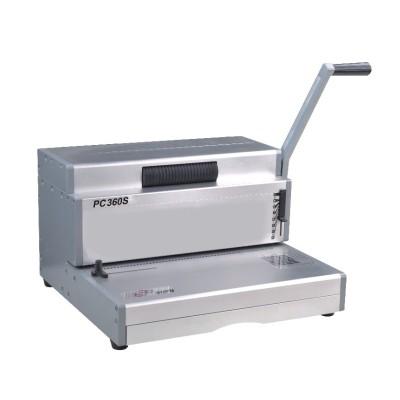 14 inch coil binding equipment  manual