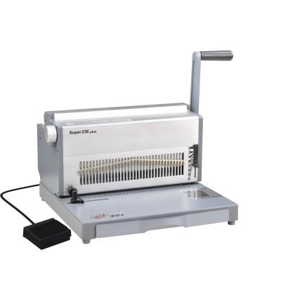 Documental punchin machine