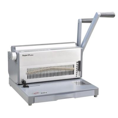 Metal wire binding machine