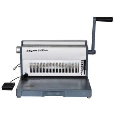 A3paper wire binding machine