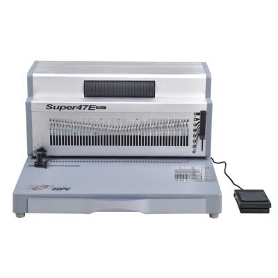 Spiral binding machine SUPER47E PLUS