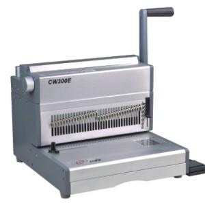 Wire binding machine CW300E