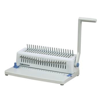 小型办公型梳式装订机
