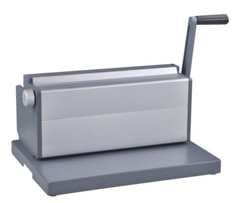 手动铝制铁圈压圈机