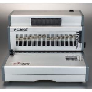 Electrical coil book  binding machine