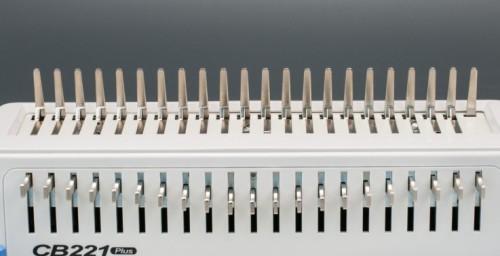 سوبو البلاستيك آلة تجليد مشط نموذج CB221 زائد