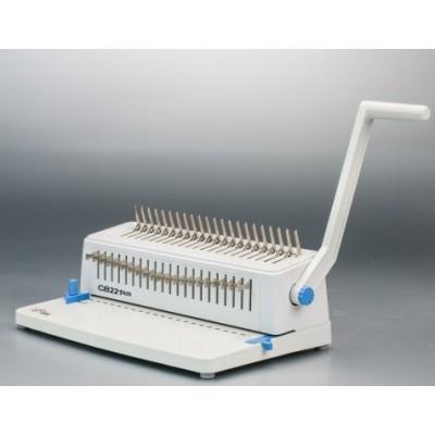 Aluminum Manual Plastic Comb Binding Machine300MM