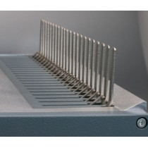 Electrical aluminum plastic ring binding machine 300mm