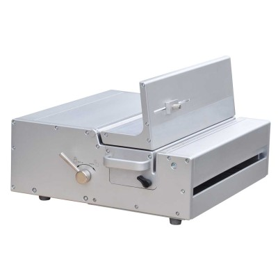Electric punching machine with interchangeable dies