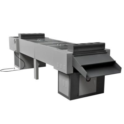 Semi-Automatic 24 Inches Desktop UV Coating Machine