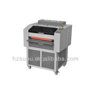 18 inch automatic multi roller UV coating machine