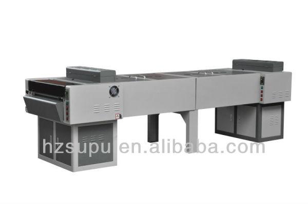 24 polegadas máquina de revestimento uv