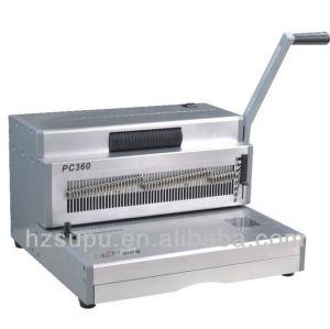 آلة لفائف ملزمإدراج pc360 الثقيلة