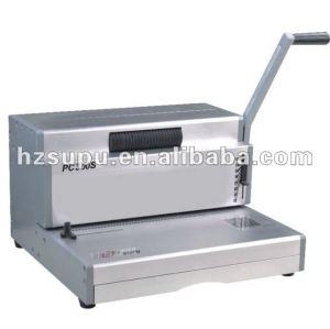 Heavy Duty spiral Coil binding Machine PC300S