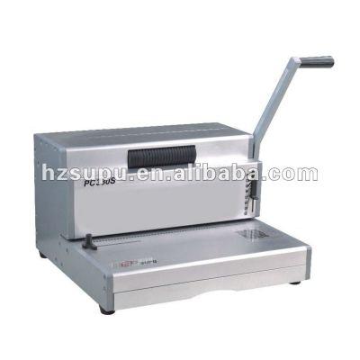 De la bobina manual vinculante& la máquina perforadora pc330s