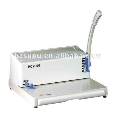 سطح المكتب الكمال آلة الضرب pc2000