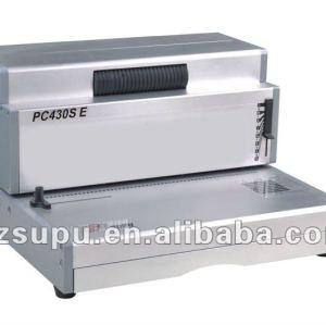Wire-O Coil binding machine PC430E