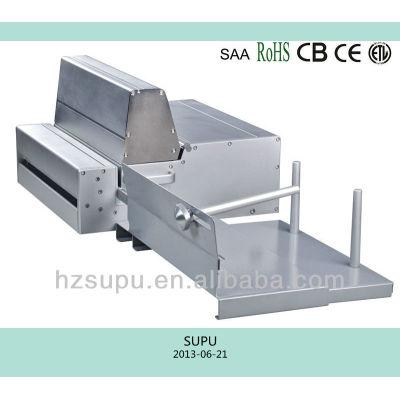 Escritorio- la parte superior de la máquina de perforación de papel con alimentación automática super360e