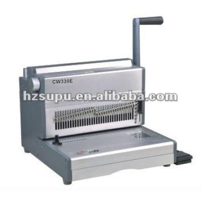 electrial Heavy Duty Wire Binding Machine