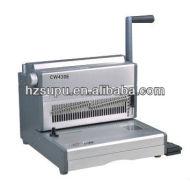 أسلاك كهربائية آلة تجليد cw430e مكتب