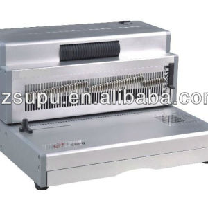 PC430E electric Aluminum Coil Binding machine