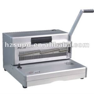 office Heavy Duty Manual Coil binding Machine PC330