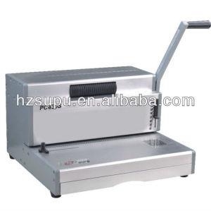آلة لفائف ملزمإدراج pc430s الثقيلة