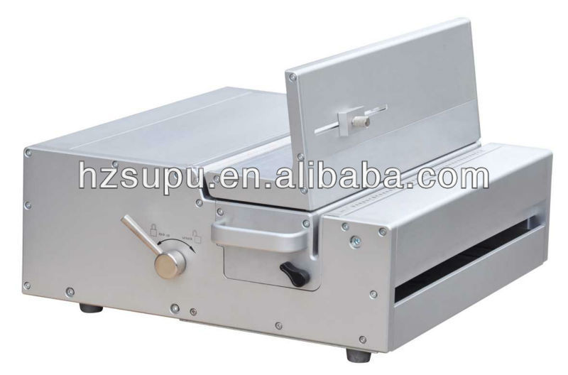 Electric punching machine with changable dies