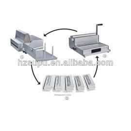 alumínio máquina de perfuração com substituível morre