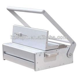 máquina de perfuração manual com intercambiáveis morre