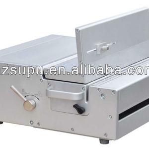 Electric calendar binding machine
