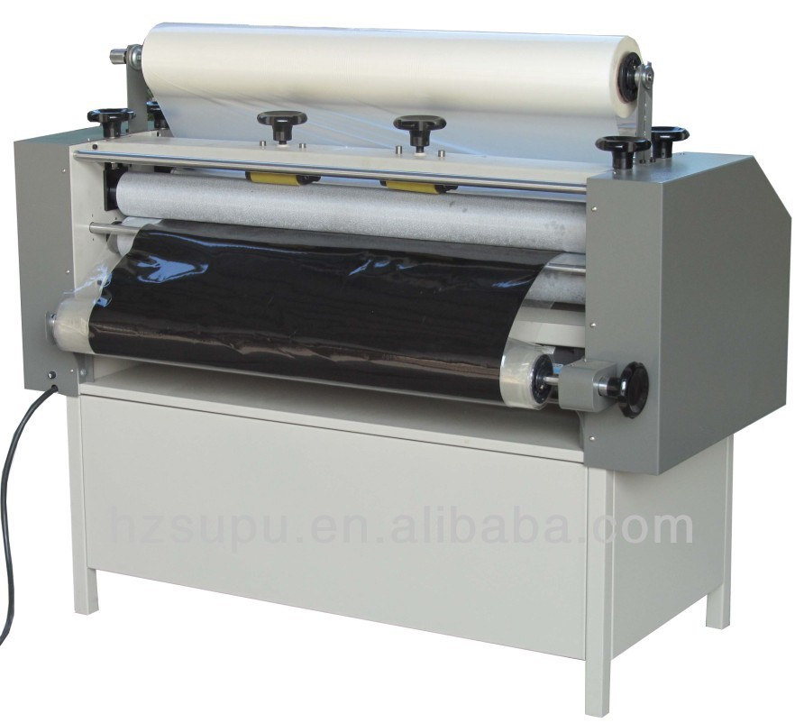 Interlock Embossing Laminator machine FW1000