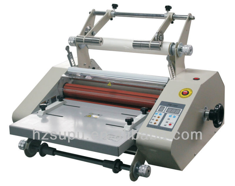 NEW single sided roll laminator FM360S
