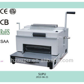Máquina multifunções vinculativo super4& 1