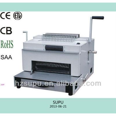Multifunción máquina de encuadernación super4& 1