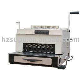 a4 binding máquina