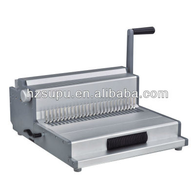 Mluti function binding machine Coil ,comb wire