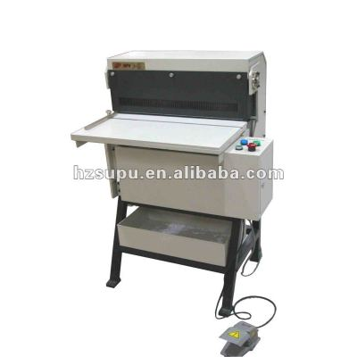 heavy duty de papel de máquina de perforación
