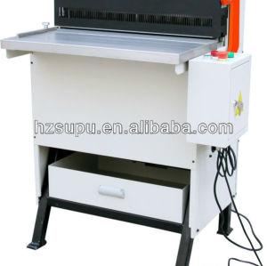 Electric book binding equipment