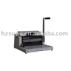 single coil binding machine SUPER46U