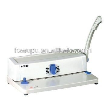 pc200 a4 آلة تجليد