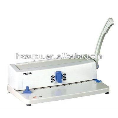 pc200 a4 vinculante de la máquina