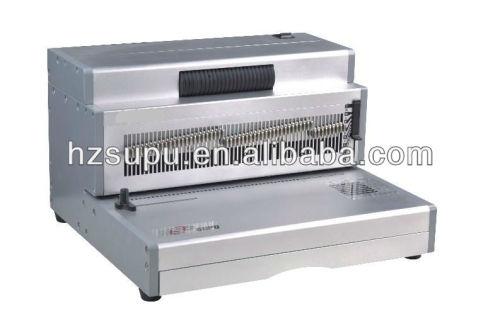 مكتب بلاستيك والصلب لفائف ملزمإدراج machinepc430e