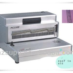 لفائف كهربائية pc330e آلة الموثق
