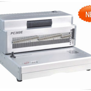 spiral binding machine PC360E