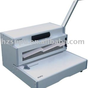 metal spiral binding machine PC360