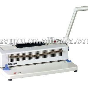 A4 spiral binding machine PC246B PLUS