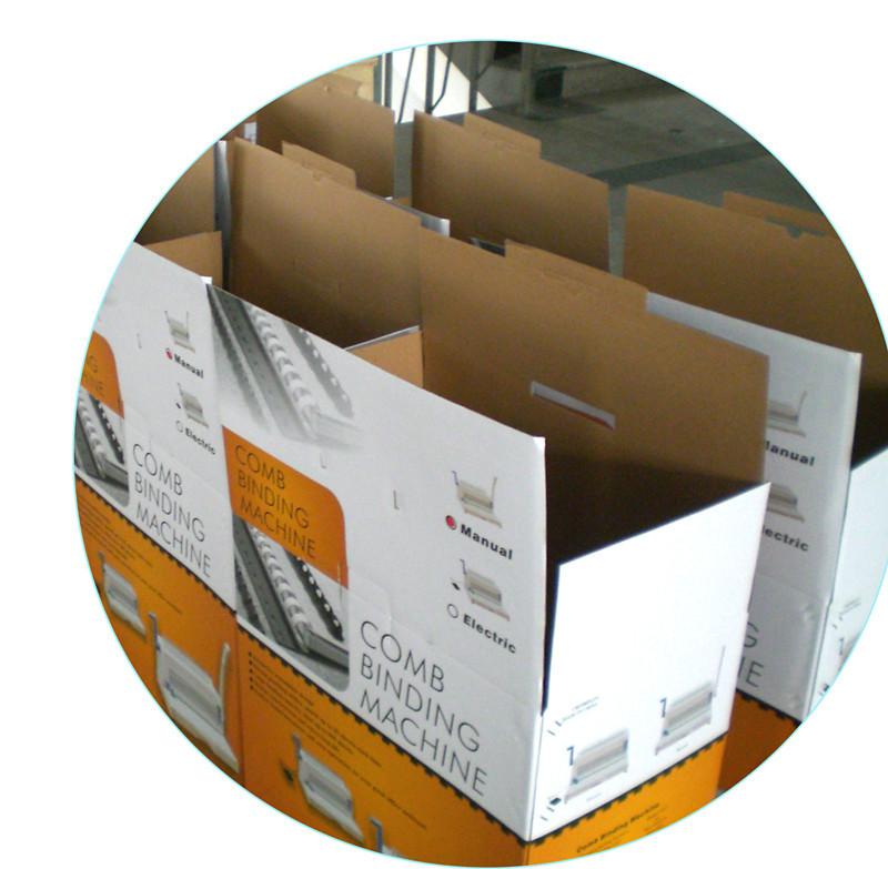 O álbum vinculativo máquina/pente vinculativo máquina para venda