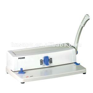 spiral punching machine PC200