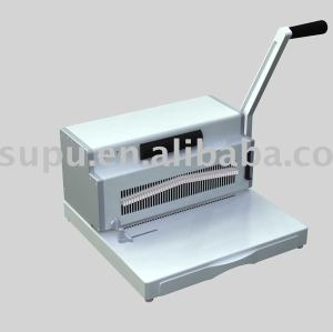 spiral binding machine SUPER47 PLUS
